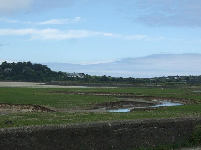 The Hayle Estuary