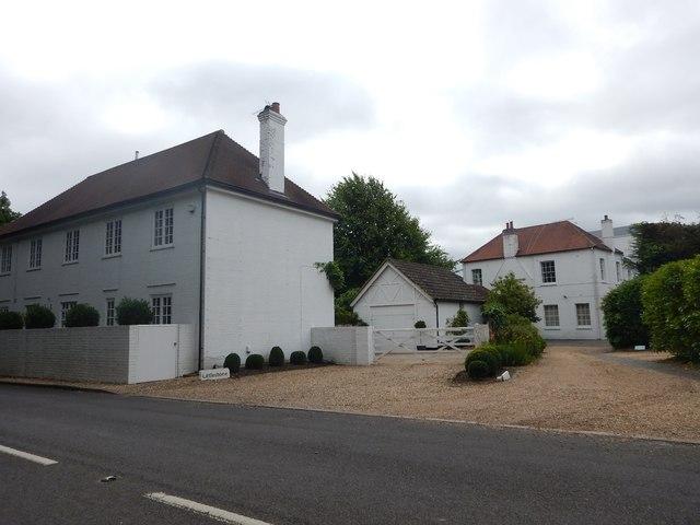 Houses at Windlesham Park