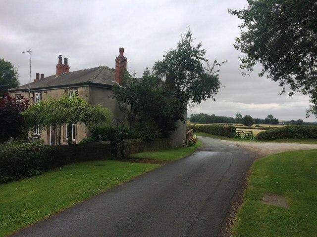 Hardwick Lane and Farm
