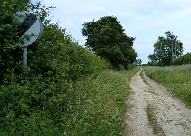 The Peddars Way near Ringstead