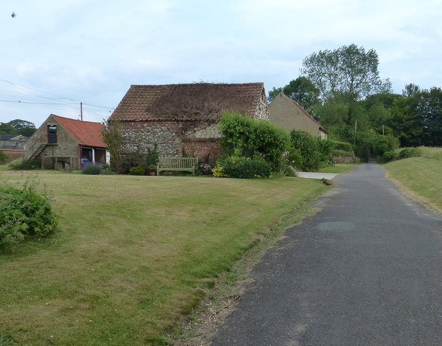 The Magazine Farm along the Peddar's Way