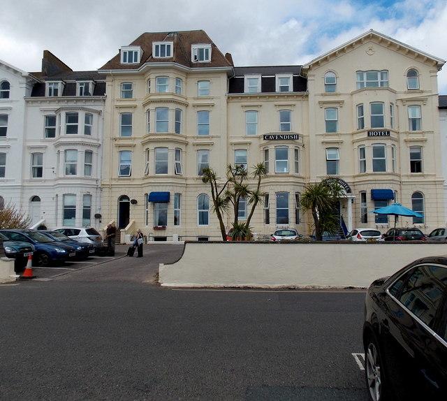 Cavendish Hotel, Morton Crescent, Exmouth