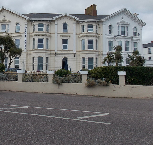 Grand Hotel, Morton Crescent, Exmouth