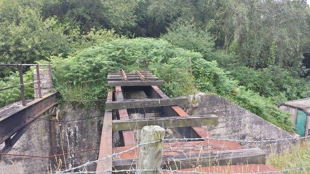 The 'Skew Bridge' at Norden