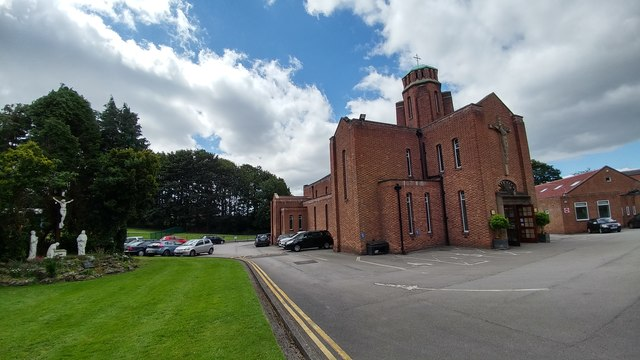 Roman Catholic Church of the Immaculate Heart of Mary, Harrogate Road, Leeds