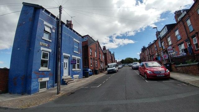 Anderson Mount, Leeds