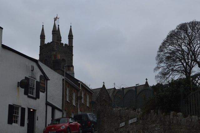 Church of St Edward's