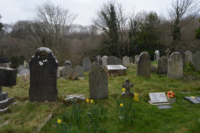 Graves, Church of St Edward