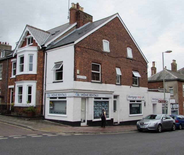 C&J Home Rentals office in Exmouth
