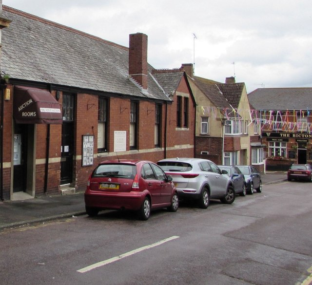 Bicton Street Auction Rooms, Exmouth