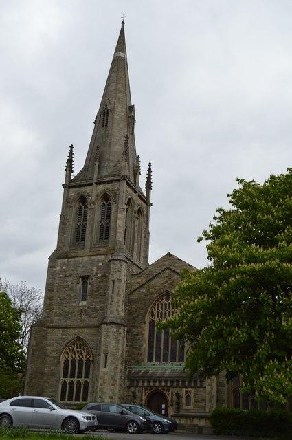 New Parish Church of St Andrew