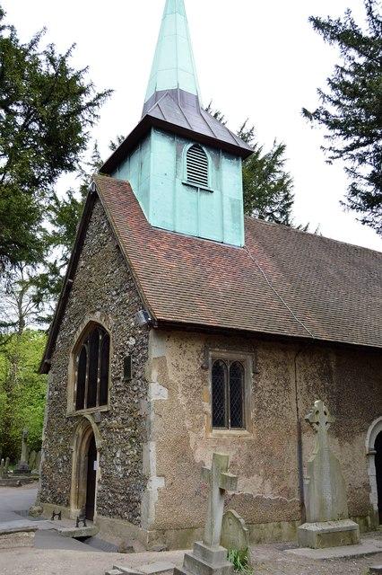 Old Parish Church of St Andrew