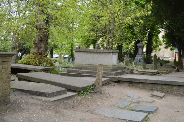 Old graves