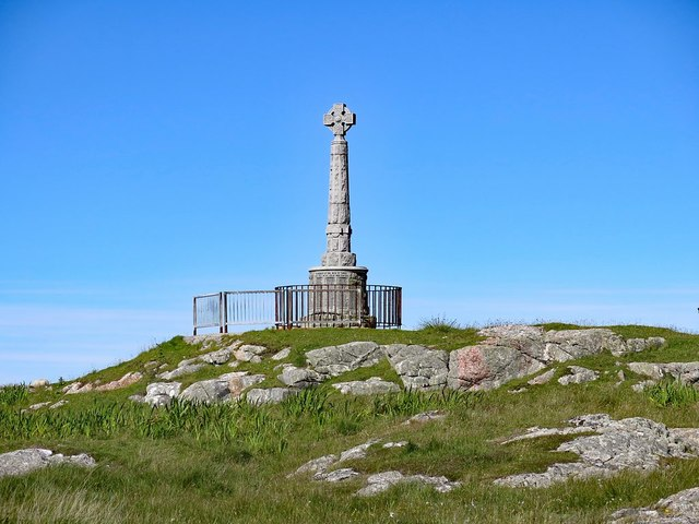 War Memorial, Scarinish, Tiree