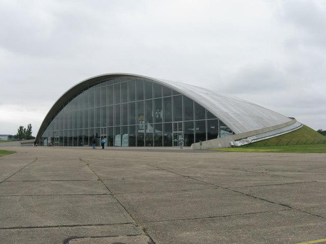 The American Air Museum at Duxford