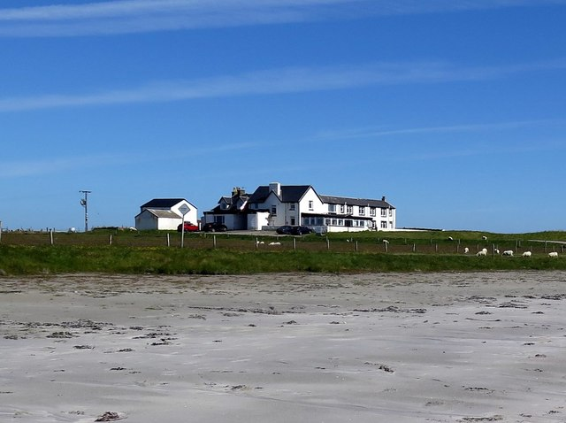 Tiree Lodge Hotel