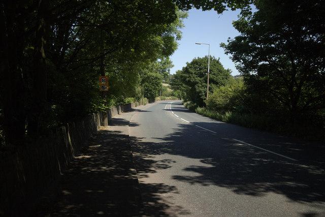 A58 to Wyke
