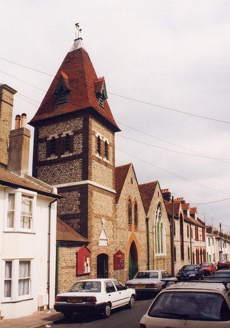 The Annunciation, Brighton