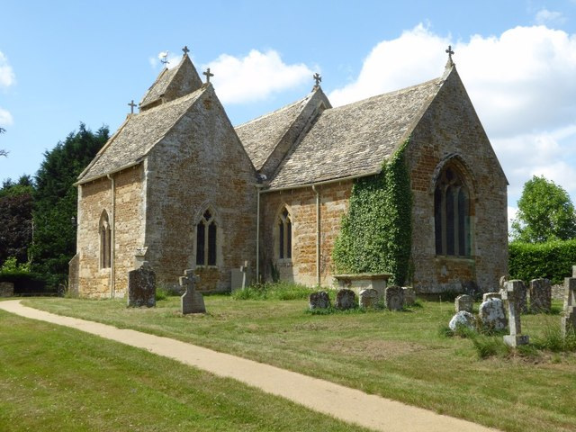 Barton-on-the-Heath church