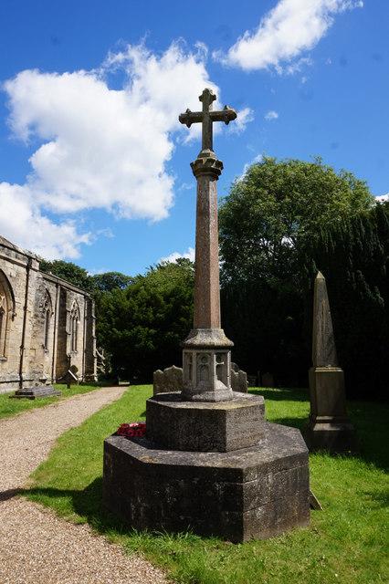 Bainton War Memorial