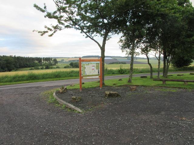 Glen Vale Information Board