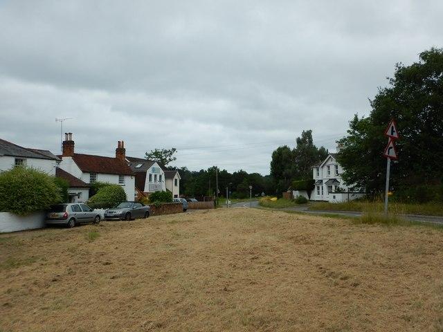 Burrow Hill Green