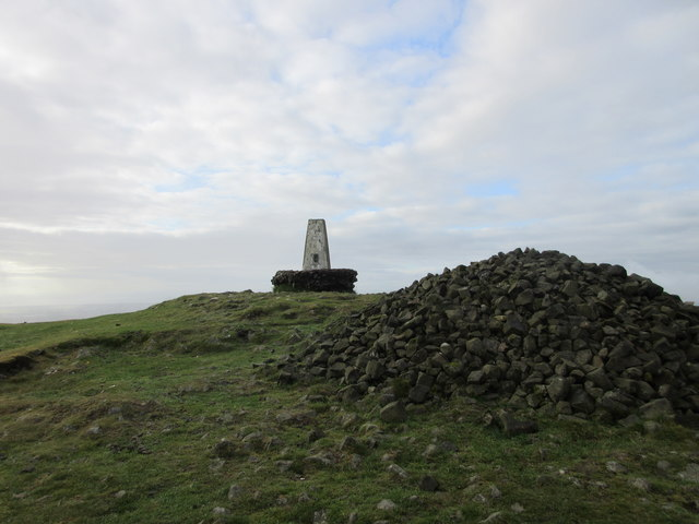 Summit of West Lomond