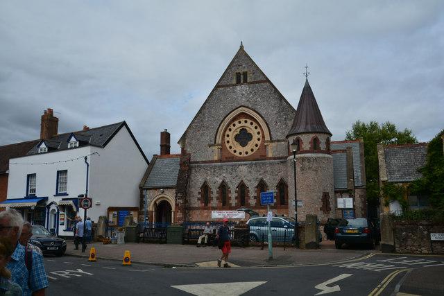 Topsham : St Nicholas Church