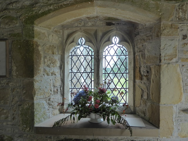 Inside St Oswald, Hooe (a)
