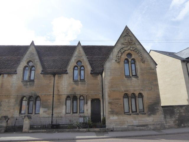 St Catherines Almshouses, Frome Road