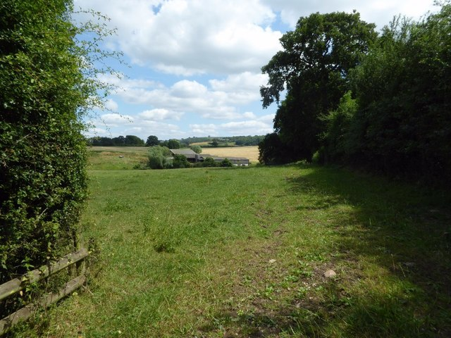 View to Brick Kiln Barn