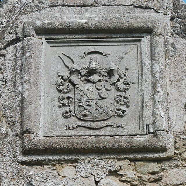 Dalrymple-Horn-Elphinstone arms