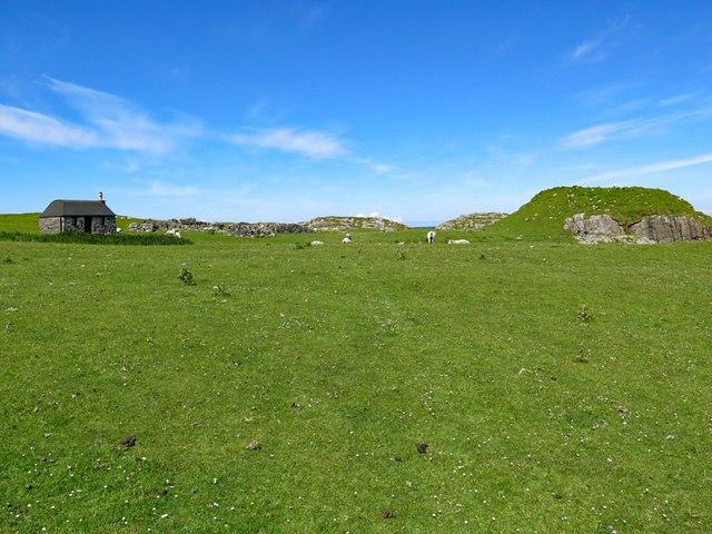 Croft at Dun Beag