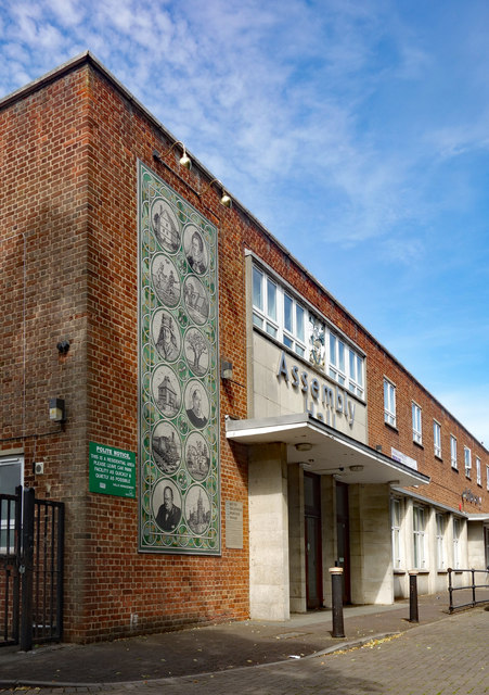 Chingford Assembly Hall and Library, Chingford