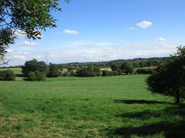 View towards Southwell