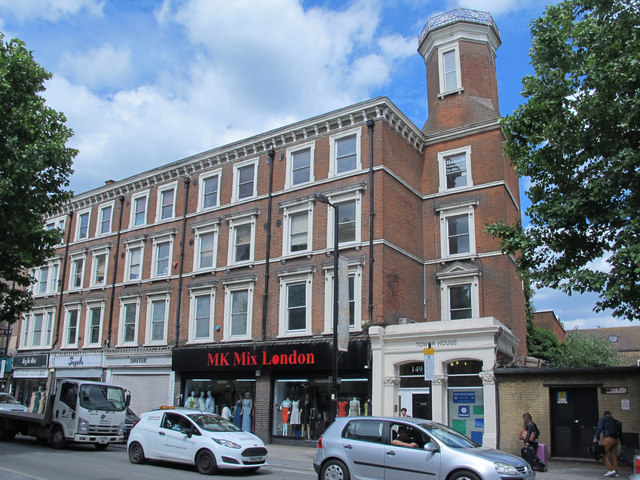 The Tower House, Fonthill Road, N7