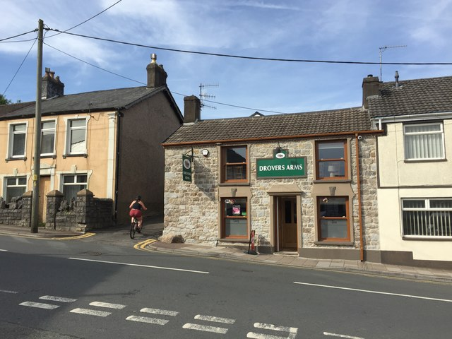 Drovers Arms, Cefn Coed