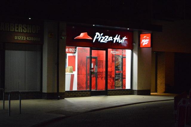Pizza Hut, Orchard Park