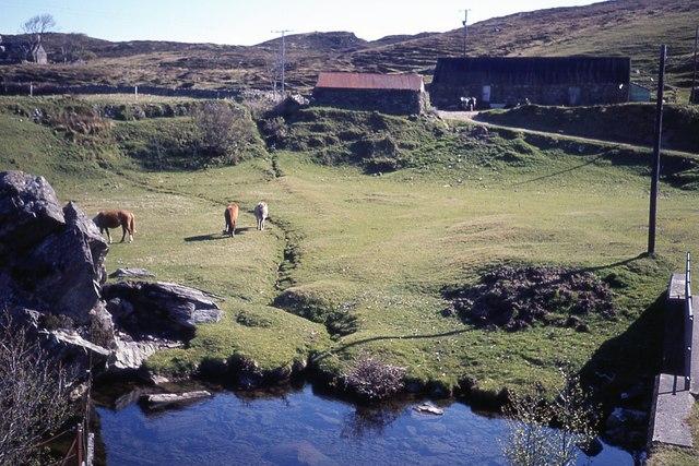 Barns at Ockle