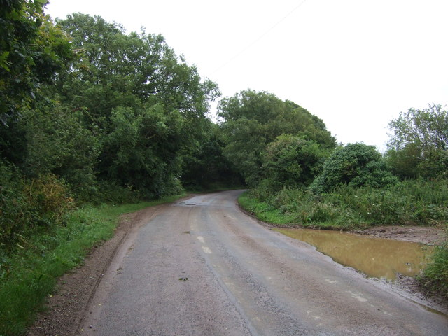 Bunkers Hill towards Townshend