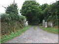SW6131 : Track (footpath) to Trenear by JThomas