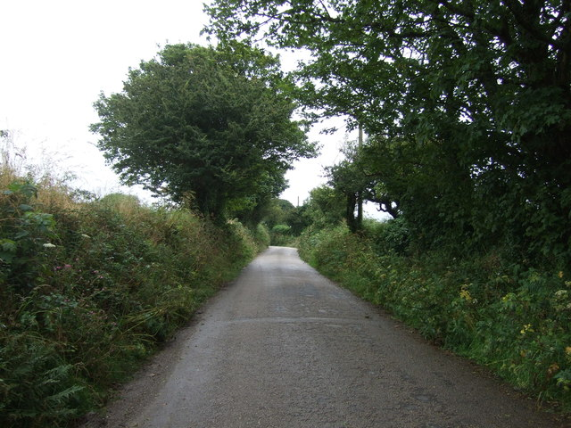 Minor road, Ruthdower
