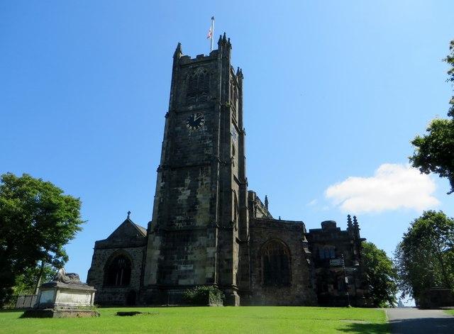 Priory Church of Saint Mary