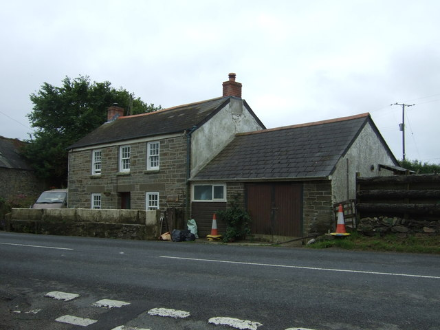 House on the B3302, Sithney