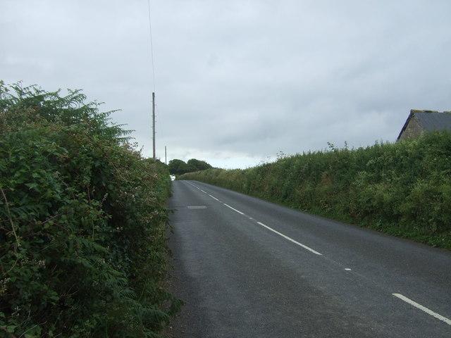 B3302 towards Helston