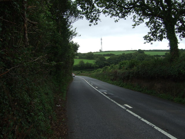 Sithney Common Hill (A394)