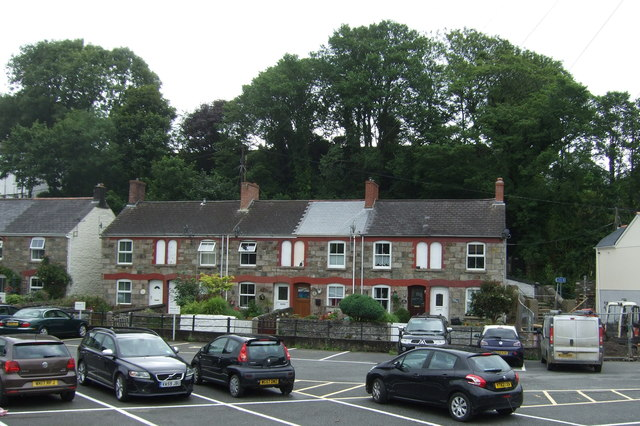 Cottages, Helston