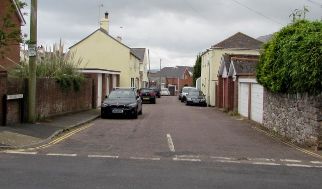Trefusis Place, Exmouth