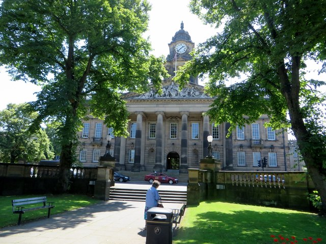 Lancaster Town Hall
