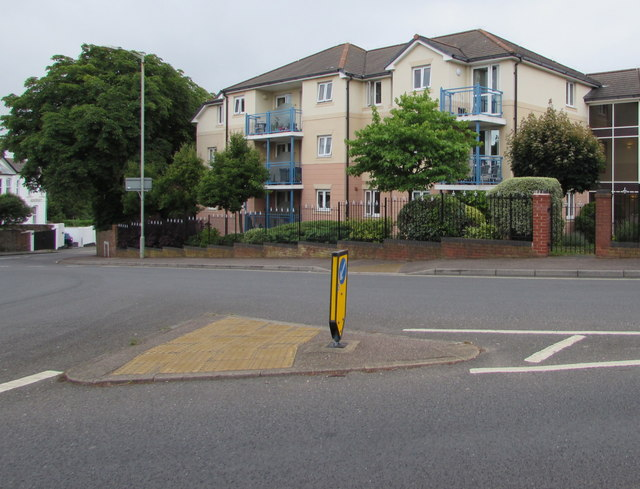 Rolle Road flats, Exmouth
